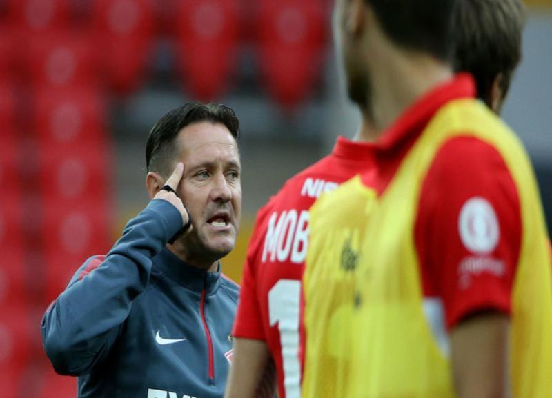 Названо имя возможного главного тренера волгоградского «Ротора»