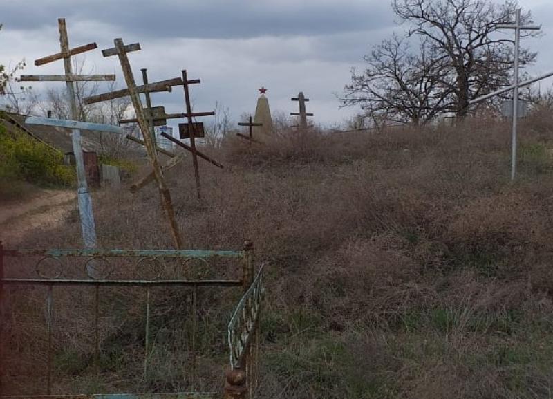 Частными оказались заброшенные могилы героев Сталинградской битвы на Бобрах