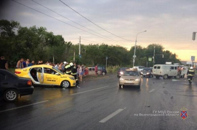 Окончено расследование смертоносного ДТП вВолгограде с нетрезвым водителем УАЗика
