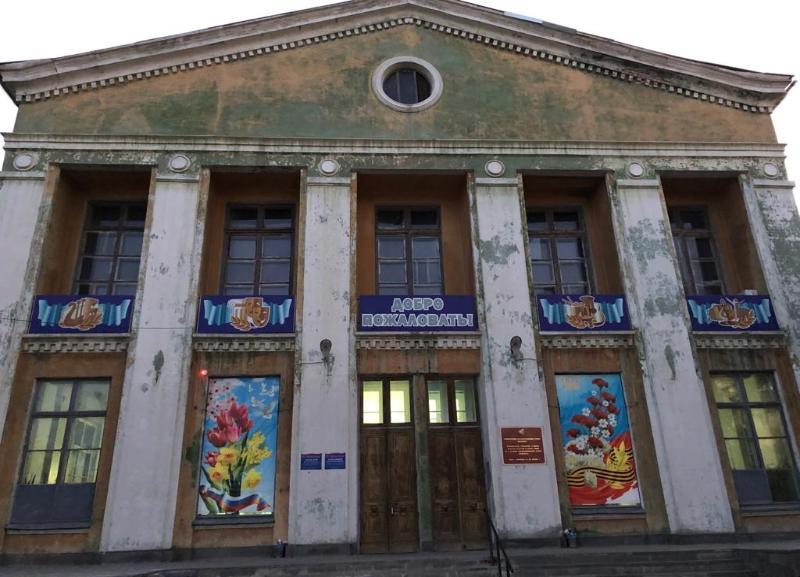 Денег на ремонт нет: жуткий вид ДК имени Гагарина в Волгограде даже не пытаются привести в порядок