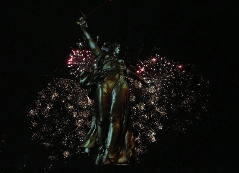 Чиновники Волгоградской области вспомнили о юбилее Победы до того, как он наступил