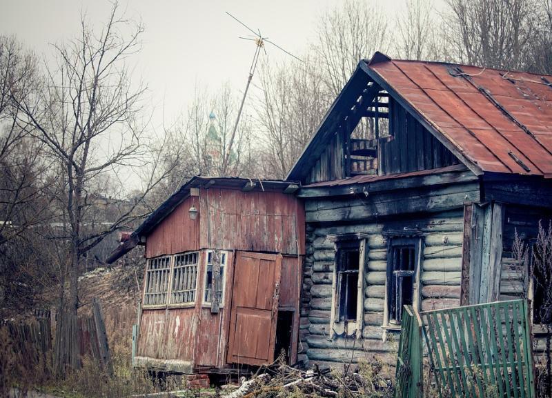 В собственном доме едва не сгорела 80-летняя пенсионерка