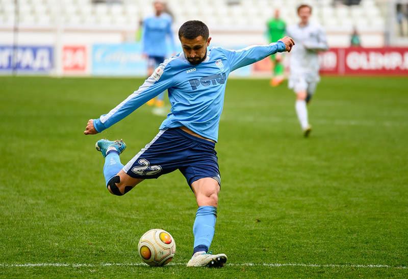 Игрок волгоградского «Ротора» из Таджикистана признан лучшим футболистом Футбольной национальной лиги