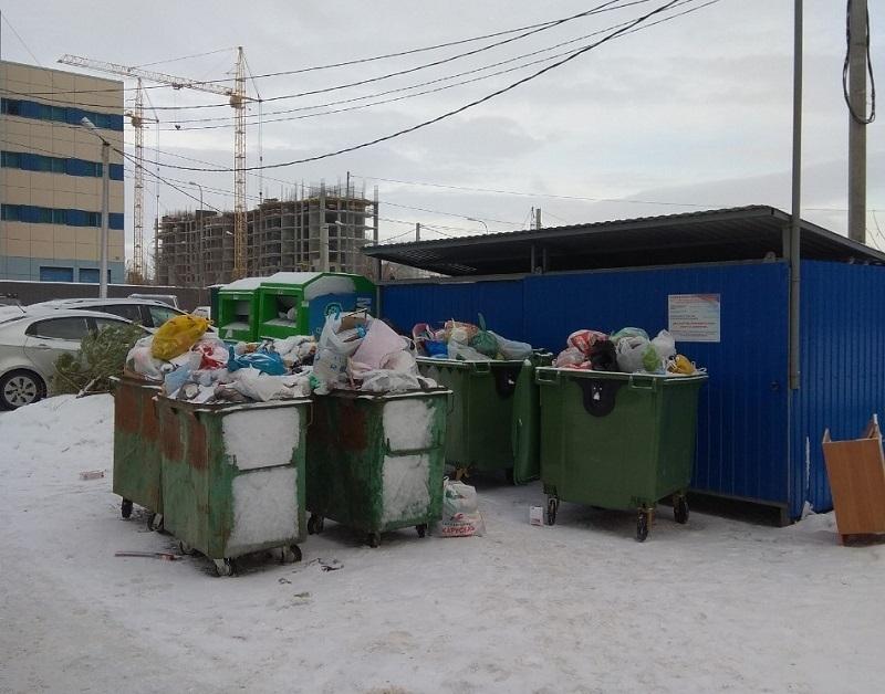 Мэрия Волгограда заявила, что все праздники круглосуточно следила за вывозом мусора в городе