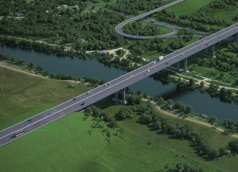 Строительство первого этапа объездной дороги Волгограда оценили в 19 млрд рублей
