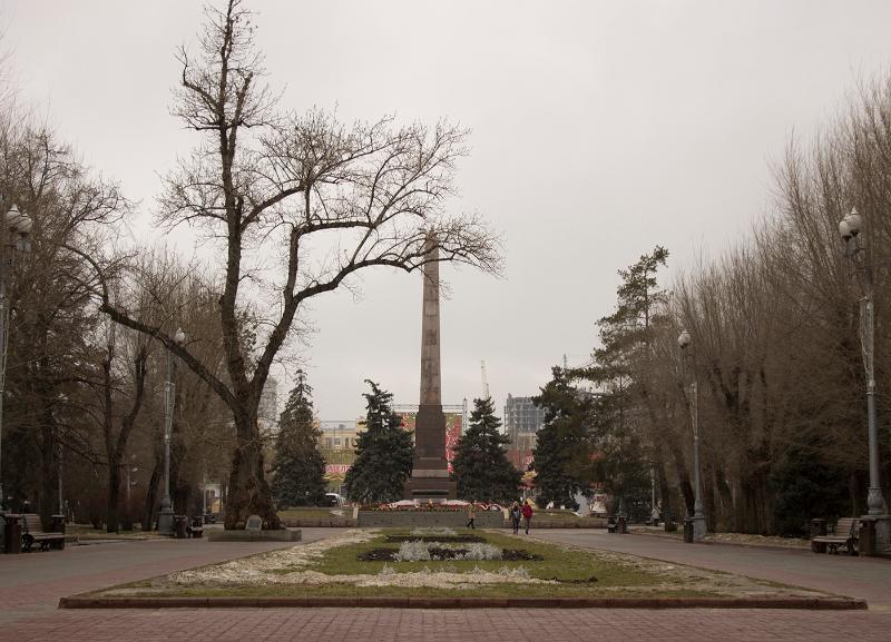 Разрешенную застройку на Аллее Героев до площади Павших борцов прокомментировала член Союза архитекторов в Волгограде