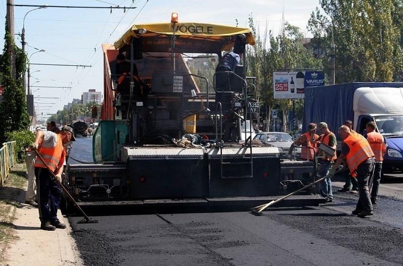 В Волгограде Комсомольскую, Козловскую и Историческую лучше объезжать из-за дорожных работ