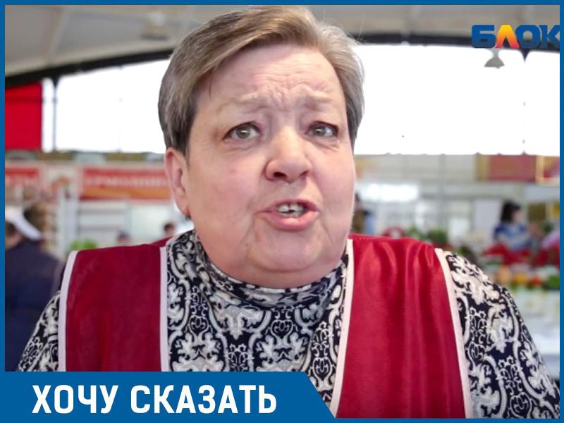 Ни в чем не разобрались и решили все с молотка, - предприниматель о закрытии Ворошиловского рынка Волгограда
