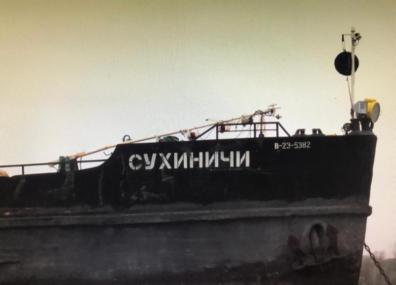 Второй помощник капитана упал за борт и утонул в Волгограде