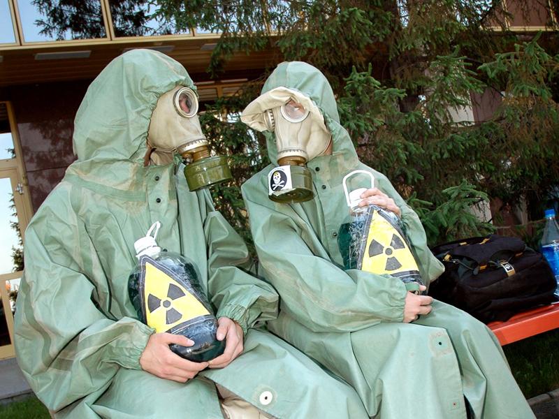 Волгоградской области пока радиация не угрожает