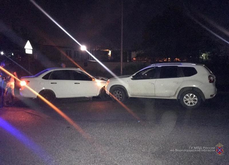 Водитель «Лады» попал в больницу после ДТП с пьяным водителем Nissan
