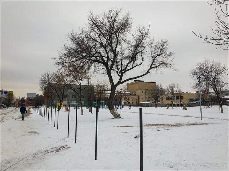 Распиаренный волгоградскими властями новый парк «Сказка» оказался слишком далек от сказки