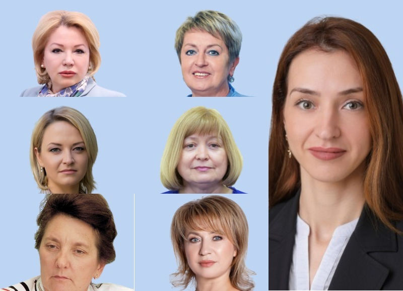 Новый курс Андрея Бочарова: больше женщин