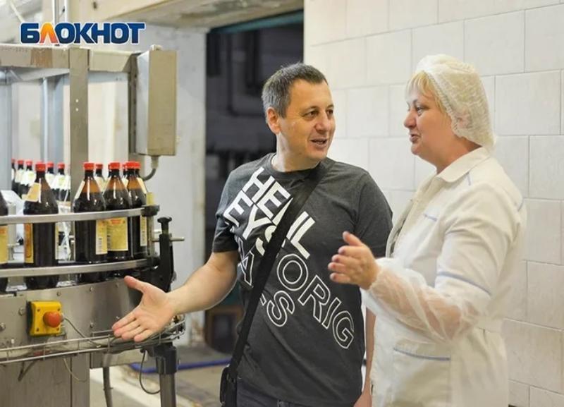 «Пивоваръ» впервые продемонстрировал секретную технологию приготовления белого кваса