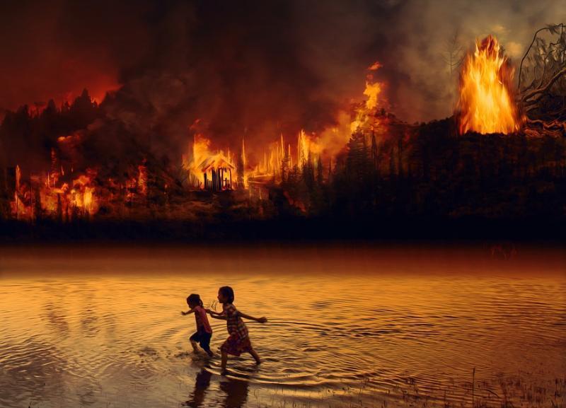 Волгоградцев предупреждают о неблагоприятных погодных условиях на 1 сентября