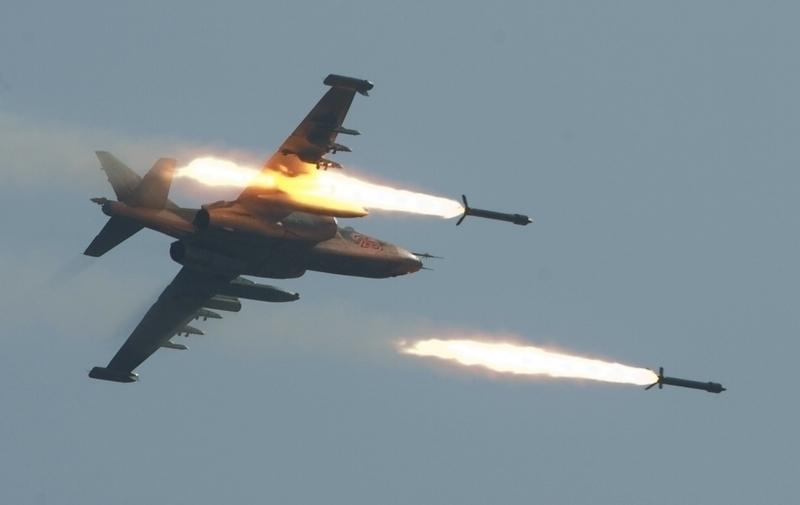 Фронтовую авиацию подняли потревоге врамках учений под Волгоградом