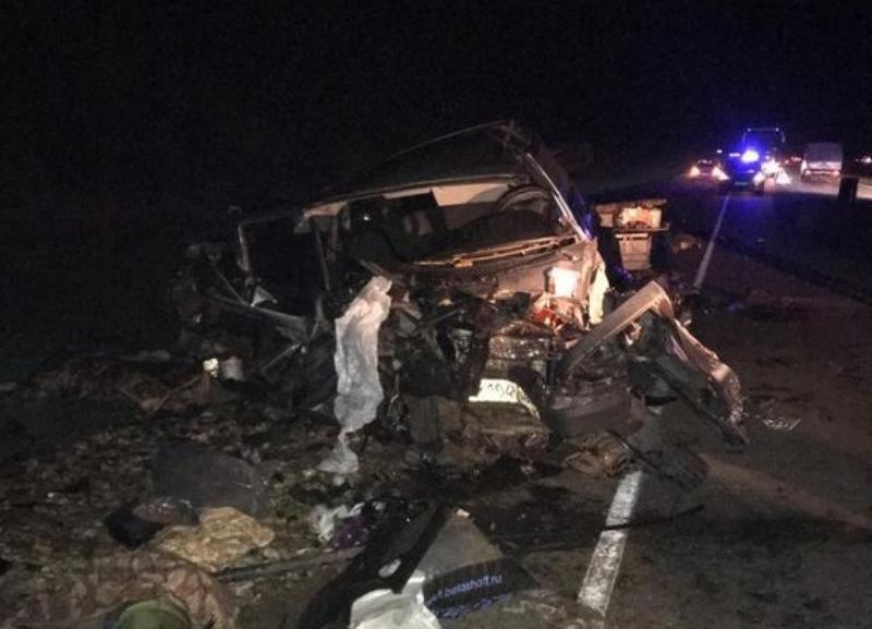 Уснул за рулем: под Волгоградом страшное ДТП унесло жизнь двух человек