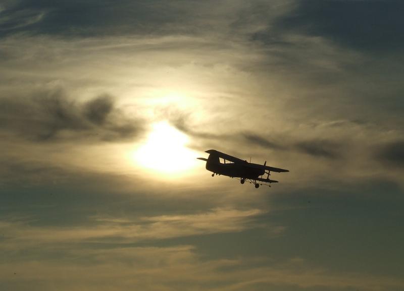 Директор «Авиакомпании» без образования и навыков летал над Волгоградской областью