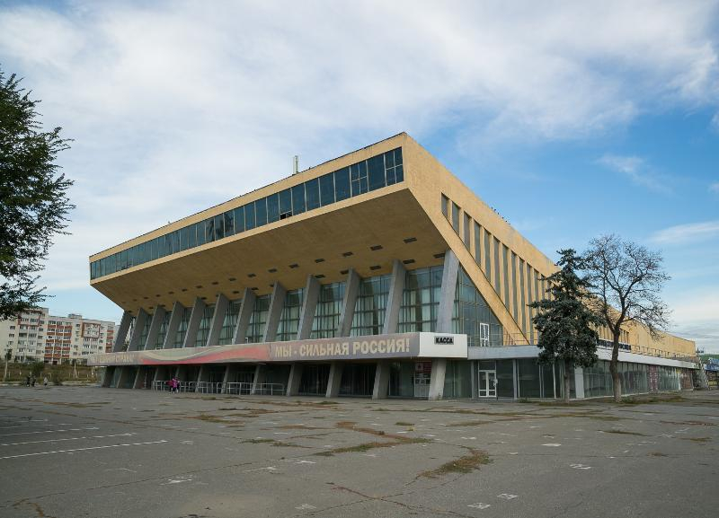 Глобальный ремонт Дворца спорта в Волгограде начнется с третьего этажа