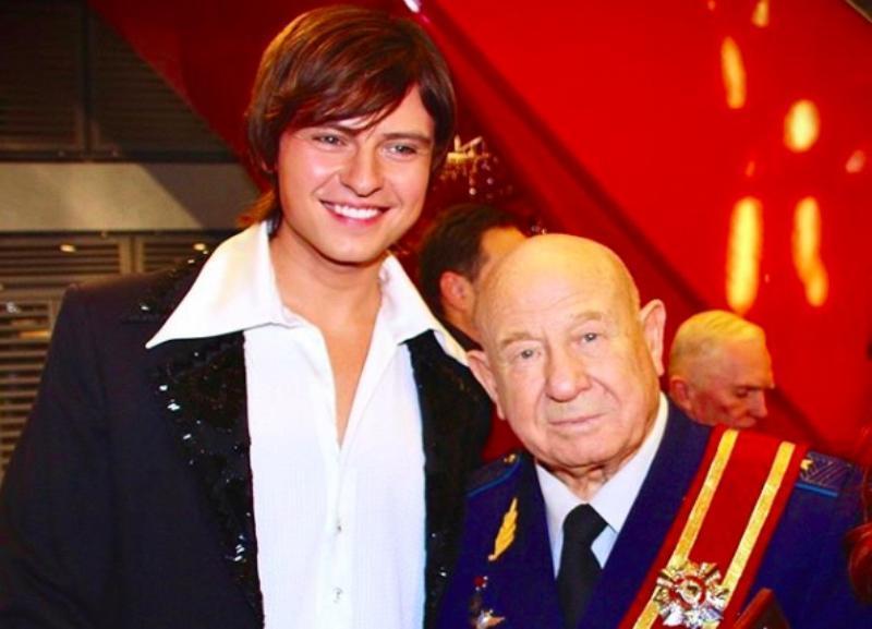 Прохор Шаляпин выразил соболезнования в связи со смертью советского космонавта Алексея Леонова