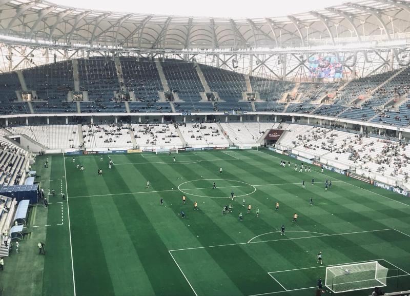 «Ротор» не забил ни одного гола в матче с «Краснодаром 2»