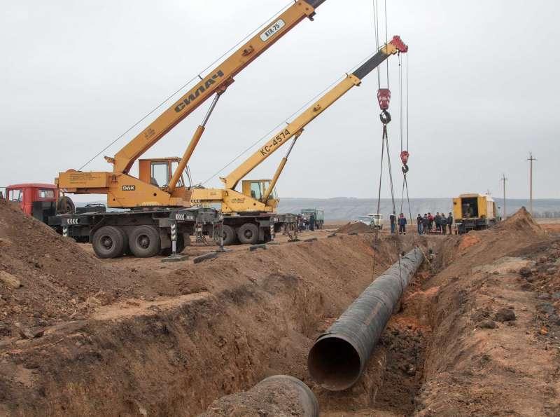 Под Волгоградом стройфирма заплатит 100 тысяч рублей за зарытые в землю отходы