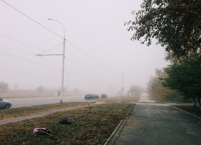 ГИБДД предупреждает водителей о тумане на волгоградских дорогах