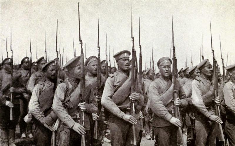 Календарь: 5 марта 1917 г – в Царицыне создан Совет солдатских депутатов