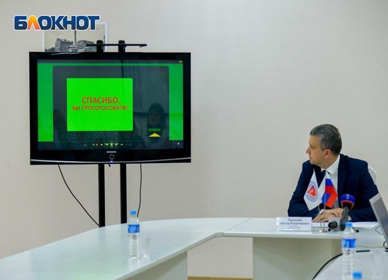 В Волгограде началось досрочное голосование