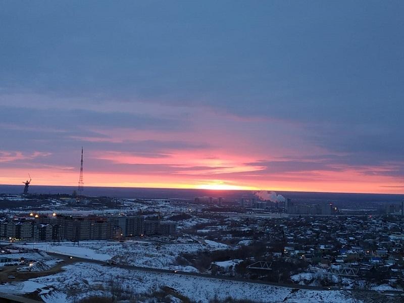 Мороз вернулся: до -25ºС похолодает в Волгоградской области