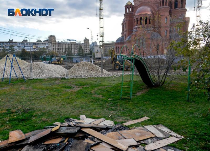 «Тревожные ощущения»: общественник обеспокоен выводом площади Павших борцов из комплекса застройки улицы Мира в Волгограде