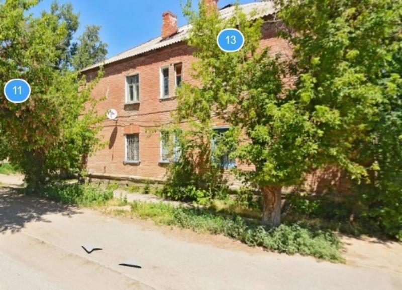 Обрушение произошло в аварийном жилом доме на юге Волгограда