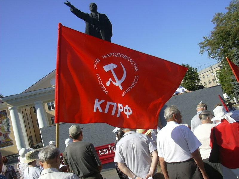 Волгоградская полиция прокомментировала скандальное заявление о задержании коммуниста у памятника Ленину