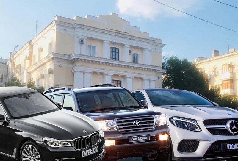 Топ -3 самых любимых авто волгоградских депутатов возглавила «Тойота»