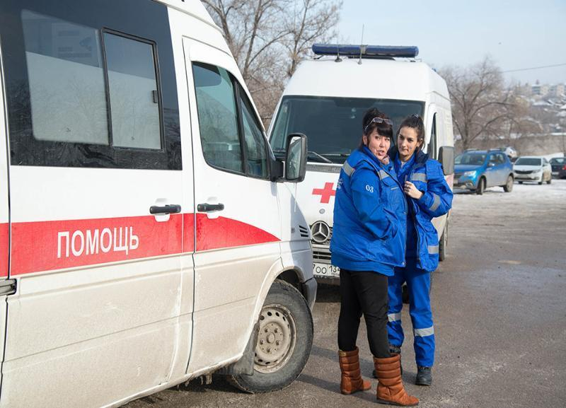 Семилетняя девочка выжила в тройном ДТП на трассе Волгоград-Элиста