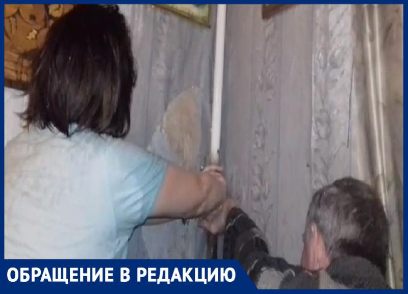 Долгожданное отопление обернулось кошмаром для многодетной семьи в Волгограде