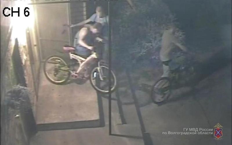 ВВолгоградской области задержаны серийные велоугонщики