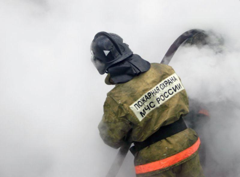 В Волгограде на Латошинке горело единственное кафе