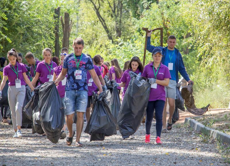 В Волгограде ищут 10 мест для проведения «мусорного» квеста