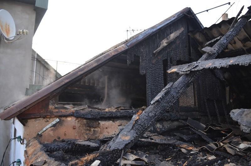 Стали известны подробности гибели мужчины и 4-летней внучки в доме под Волгоградом
