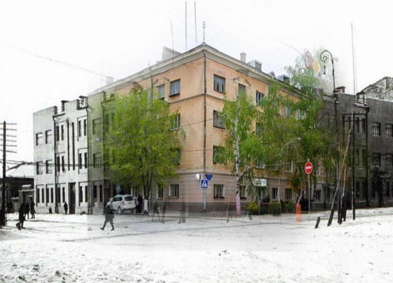 Тогда и сейчас: дом с поэтичным названием в Волгограде – «дом с лебедями»