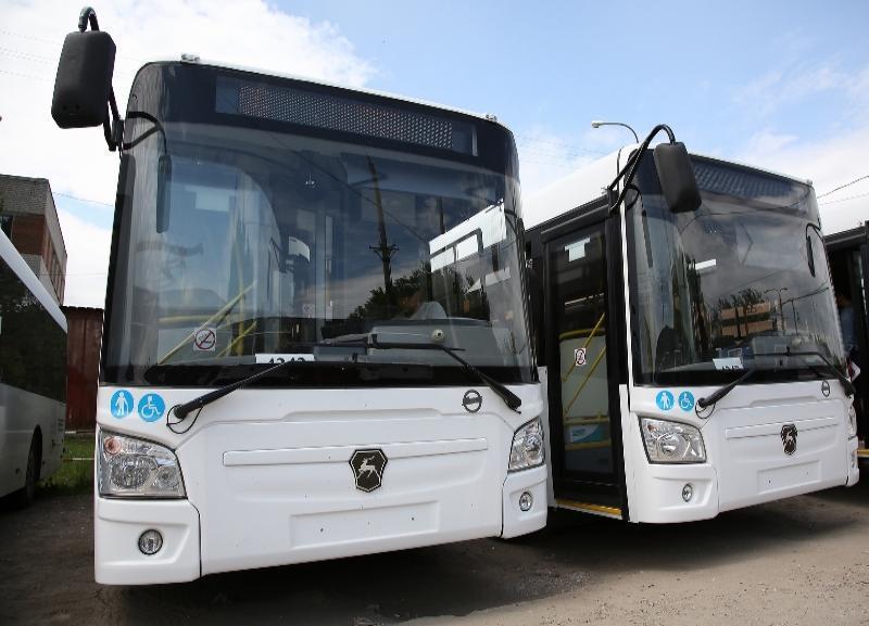 Новый автобусный маршрут появится в Волгограде с 1 августа