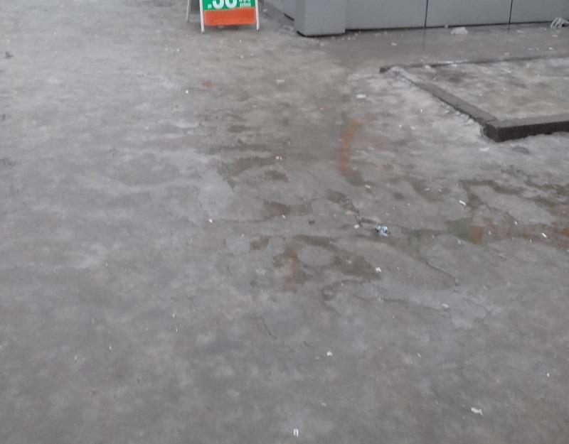 Жители Красноармейского: мы выходим на улицу с риском для жизни