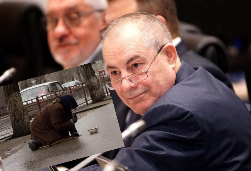 В Волгограде хотят досрочно прекратить полномочия судьи Набиева – сына депутата, назвавшего пенсионеров алкоголиками и тунеядцами