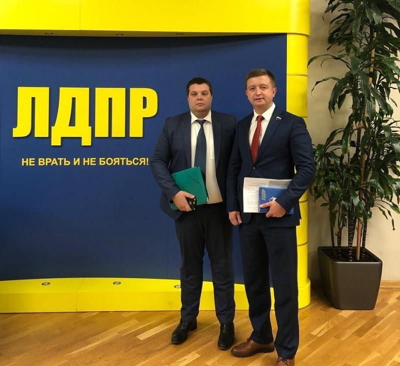 Сергей Попов объявил срочную мобилизацию ЛДПР в Волгоградской области