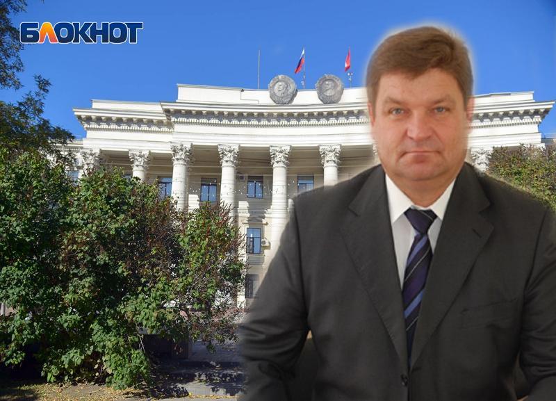 «Блокнот Волгоград» предсказал назначение Шевцова заместителем губернатора Волгоградской области