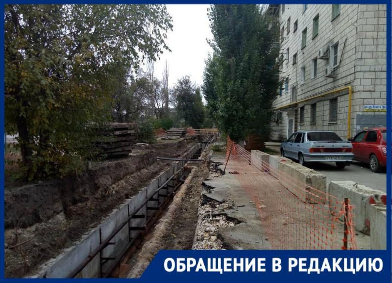 «Во дворе полный апокалипсис»: жители двора в Кировском боятся в отопительный сезон остаться без тепла