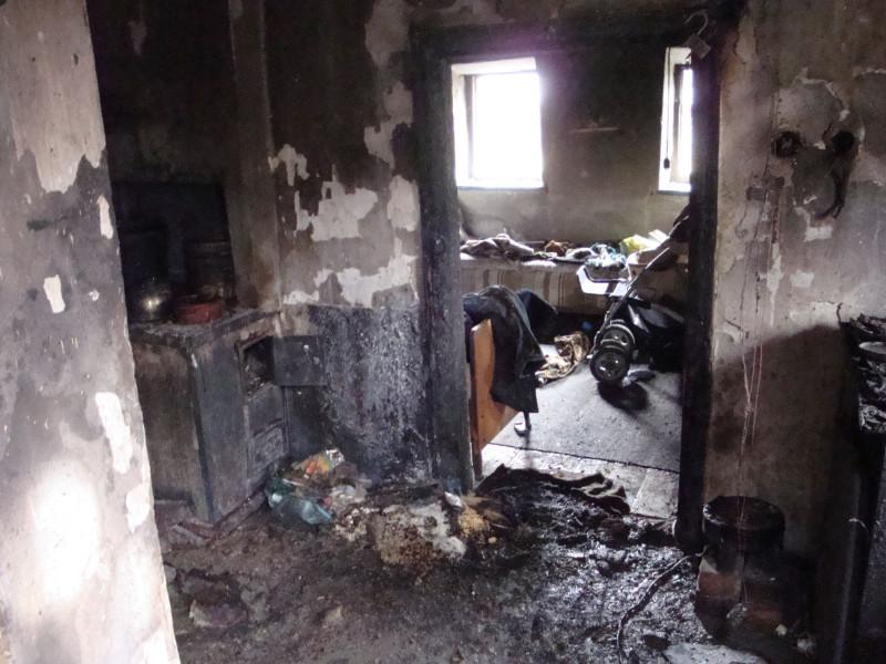 Волгоградские следователи начали проверку пофакту смерти детей впожаре