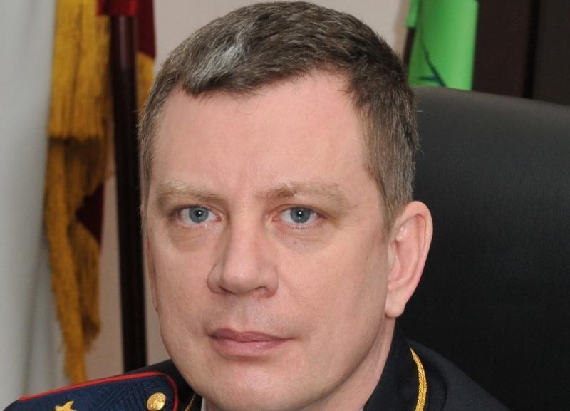 За связь с Михаилом Музраевым главный полицейский Липецкой области отправился в отставку