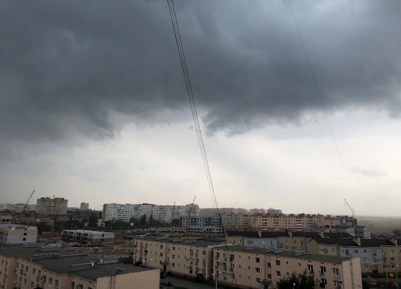 Штормовой ветер накроет Волгоградскую область